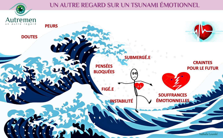 Un  Autre Regard sur les Tsunamis émotionnels
