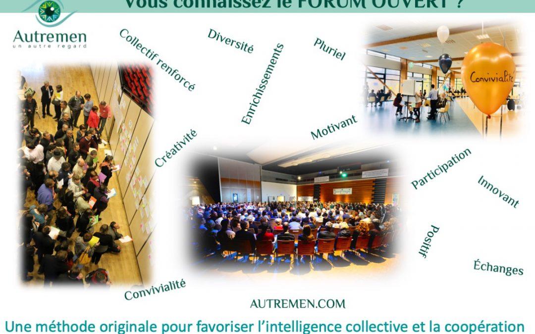 Un #AutreRegard sur le Forum ouvert